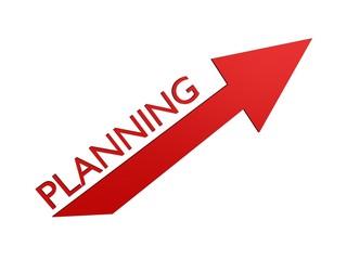 planning pointer