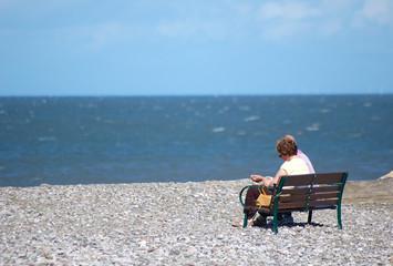 Fresh sea air