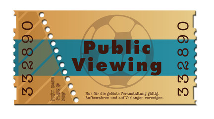 Ticket public-viewing