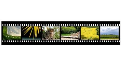 Countryside Film Strip