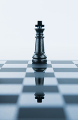 King chess piece.