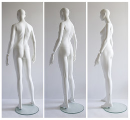 dummy - 3 angles of view