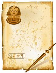Hieroglyphic alphabet symbols