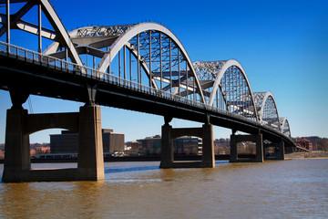 Canvas Prints Bridge Centennial Bridge