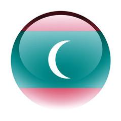 Aqua Country Button Malediven