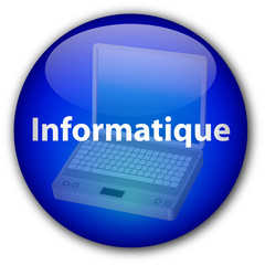 "Bouton ""Informatique"""