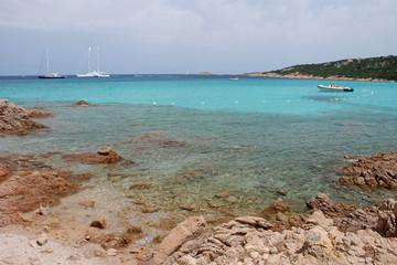 Spiaggia Rena Bianca, Costa Smeralda, Sardegna