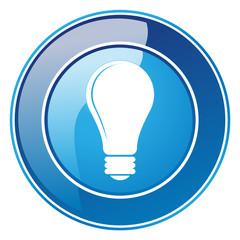 Glübirne - Button