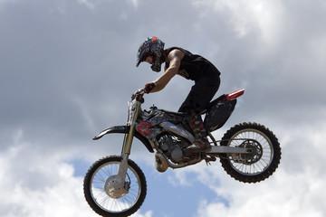 Stunt Biker. Long Island, New York  August 9 2008