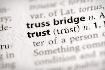 """trust"". Many more word photos in my portfolio...."