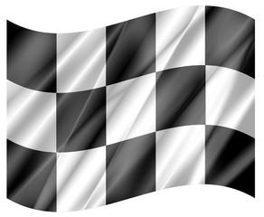 f1 flag wave