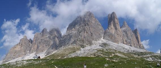 Dolomiti Italia, le 3 cime di Lavaredo