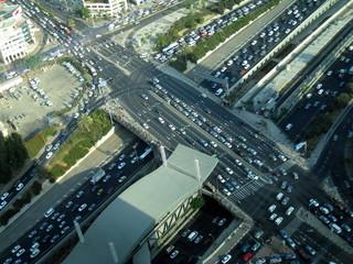 Tel Aviv Verkehr
