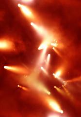 Konzert-Licht-Feuer
