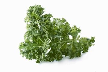 kale green leaves
