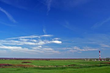 Nordsee, Nordseeküste, Landschaft