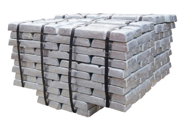 Warehousing metal's ingots