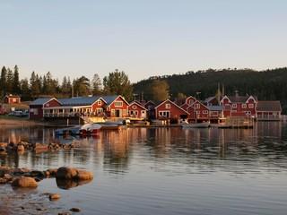 Village en Suède