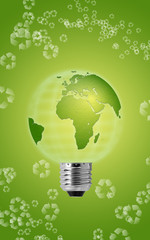 recyclage terre environnement écologie energie planète écologie