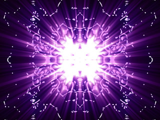 distorted_background_with_violet_rays
