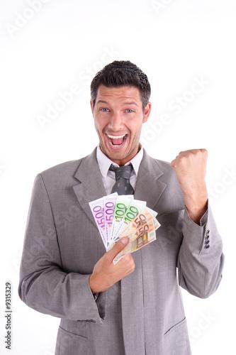 bargeld gewinnen