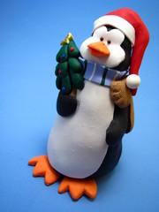 Penguin Figurine