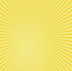 Yellow abstract background. Vector