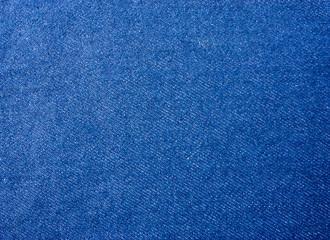 close-up of denim cloth.blue jeans textile