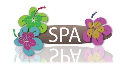 Spa Flower Bar
