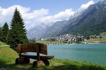 relax al Lago di Auronzo