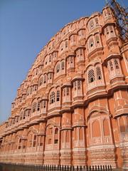 Hawa Mahal, Winds palace in Jaipur, India