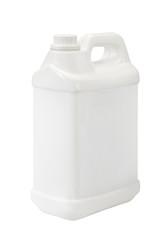 Unlabeled Bottle