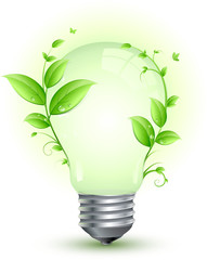 Concept énergie propre et économique