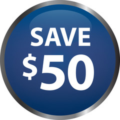 Sale - Save $50