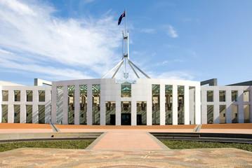 Parilament House, Canberra, Australia