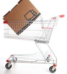 einkaufswagen animation bild 2