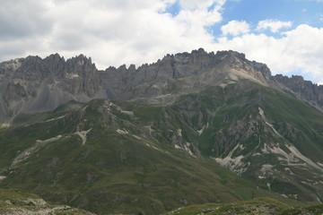 Alpes en été