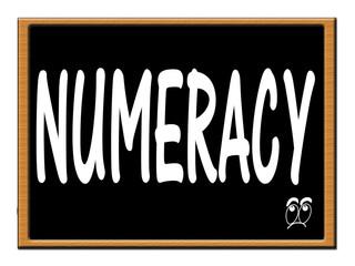 Numeracy lesson