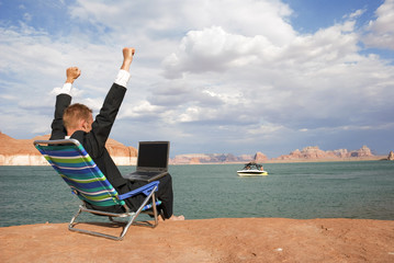 Business or Student Success while Telecommuting