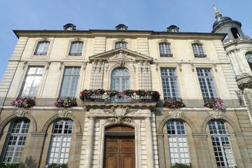 façade de mairie