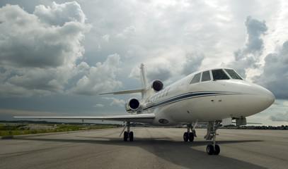 Falcon 50 Executive Jet