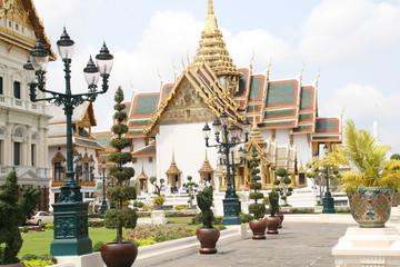 Tempelanlage in Bangkok - Thailand