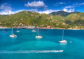 St Johns Bay Sail Boats
