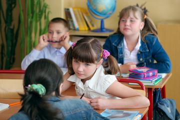 Schoolgirls secrets