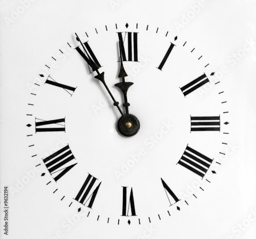 close up clock face of old fashioned carriage clock stock photo and royalty free images on. Black Bedroom Furniture Sets. Home Design Ideas
