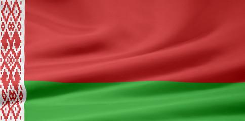 Weißrussische Flagge