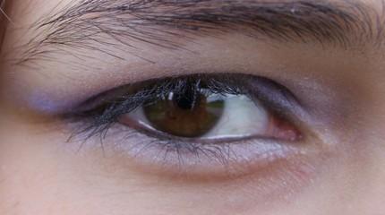 Lass mich in deine Augen schauen