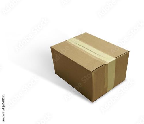post paket stockfotos und lizenzfreie bilder auf bild 9661396. Black Bedroom Furniture Sets. Home Design Ideas