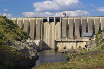 Wasserkraftwerk -  hydropower plant 03