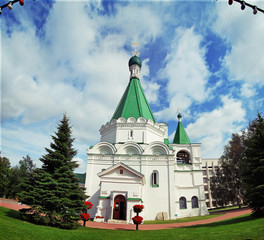Mihajlo-Arkhangelsk cathedral